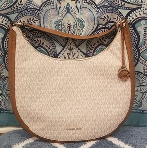 Michael Kors Lydia Large Hobo Bag - AUTHENTIC